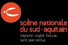 logo scène nationale sud aquitain